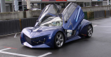 TES-ERA EV Concept unveiled at Tokyo Auto Salon 2012 [VIDEO]
