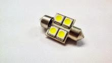 Automotive LED lamp, λαμπάκι LED σε στυλ ασφάλεια αυτοκινήτου
