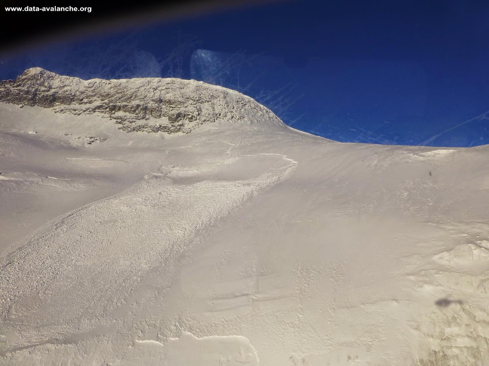 Avalanche Vanoise, secteur Dôme de l'Arpont - Photo 1