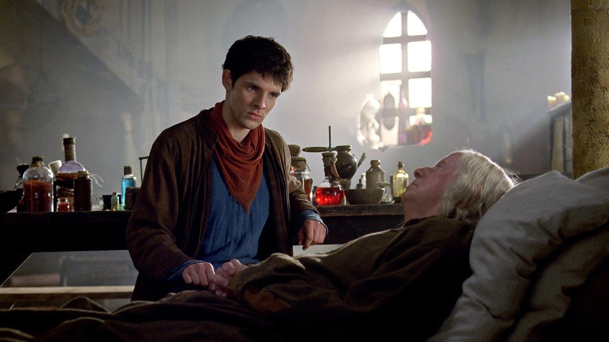 BBC Syfy Merlin Season 4 The Secret Sharer