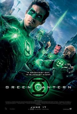 Plakat filmu: Green Lantern