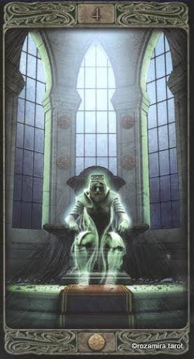 Таро Призраков — Ghost Tarot 528_39