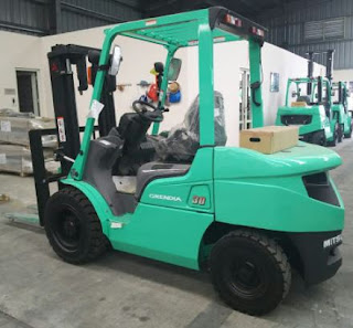 Xe nâng diesel 1.5 – 3.5 tấn