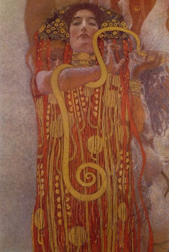 Greek Goddess Hygieia Image
