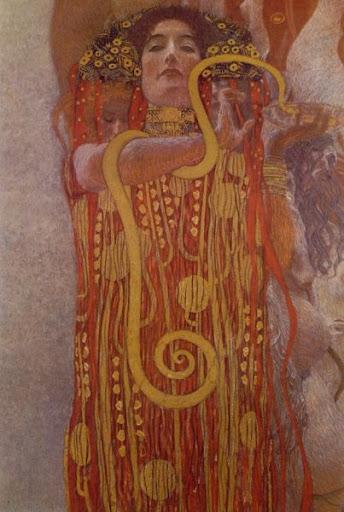 Greek Goddess Hygieia Image