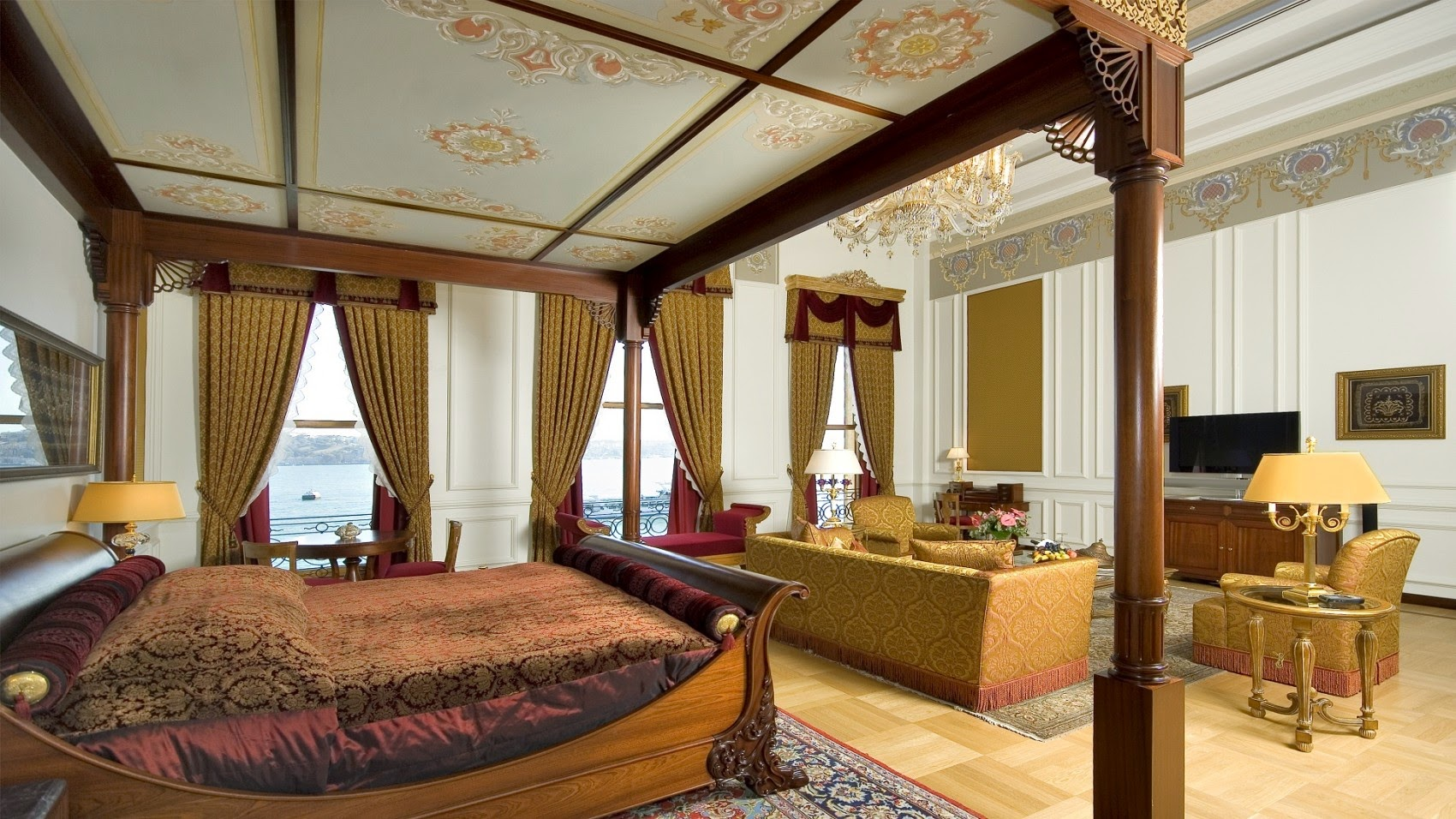 ciragan kempinski room