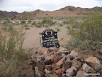 Von Trotha's grave
