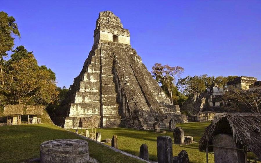 Затерянные города, Тикаль, Гватемала