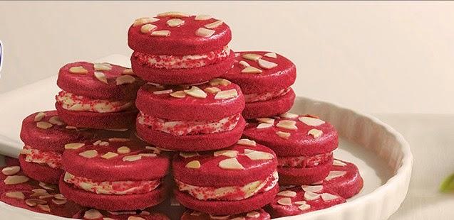 Resep Cara Membuat Red Velvet Cookies ala Blue Band Chef Degan