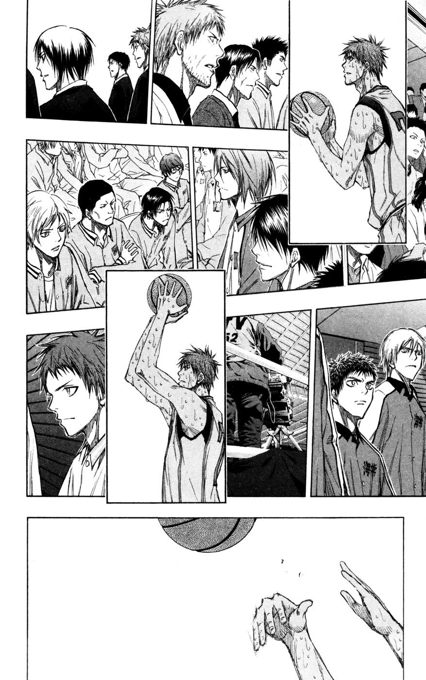 Kuroko no Basket Manga Chapter 138 - Image 10