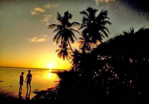 Dạo chơi trên Biển lãng mạn