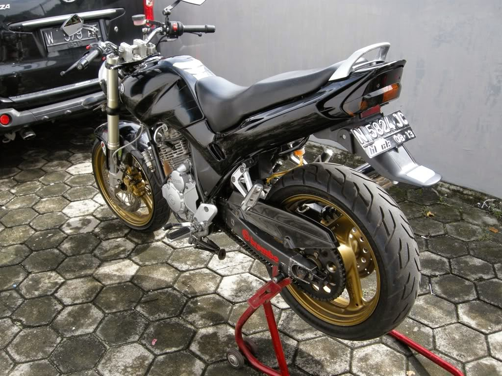 modifikasi street fighter new megapro