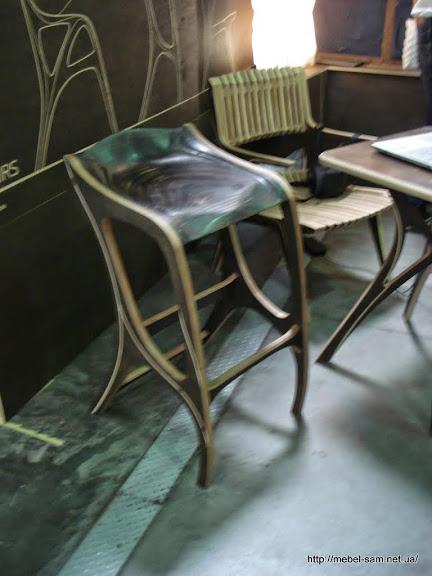Барный стул PLITOS