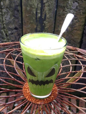 Halloween Green Zombie Drink - Halloween - Recipes, Ideas and Inspiration