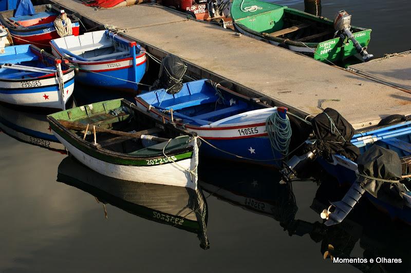 Setúbal, doca dos pescadores