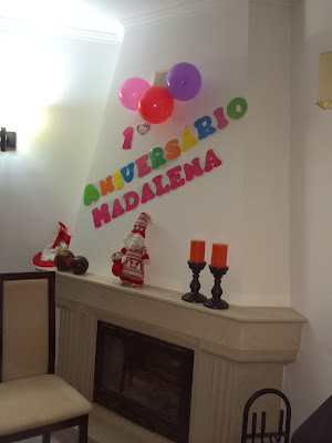Aniversário Madalena