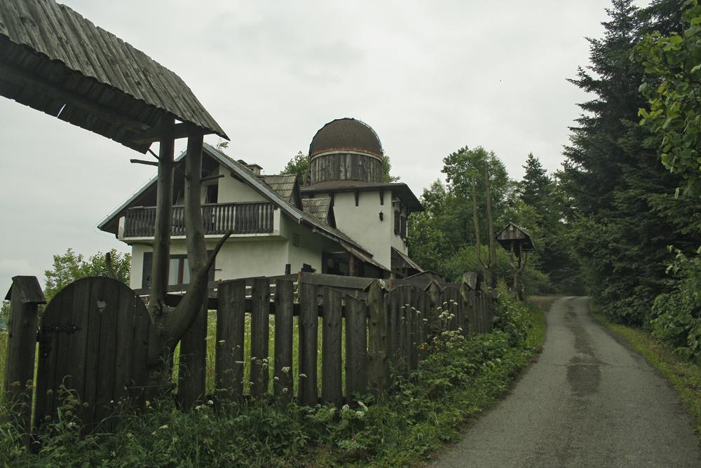 Obserwatorium na Wierchu Stróża