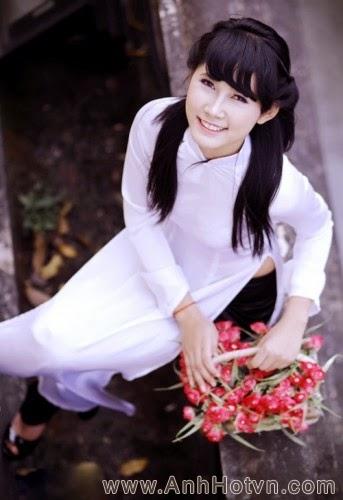 Bộ ảnh áo dài Việt P11
