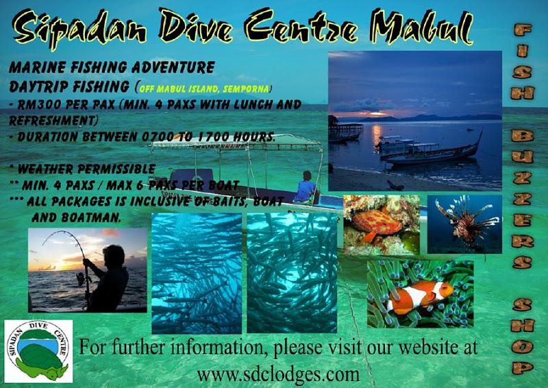 Welcome to pulau tiga proboscis lodges sipadan dive centre mabul island - Sipadan dive centre ...
