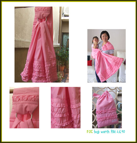 frilly pink only piece