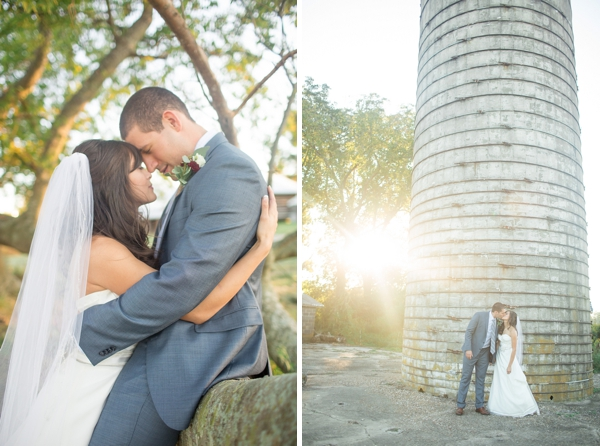 Rustic Bed And Breakfast Wedding Tidewater Tulle Coastal