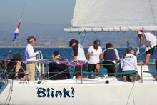 J/105 BLINK sailed by Steve Howell from San Diego- sailing Hot Rum series