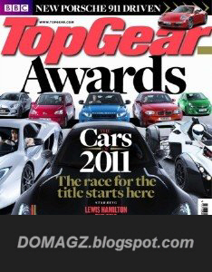 Download Top Gear Magazine - Awards 2011 Free - Mediafire Link
