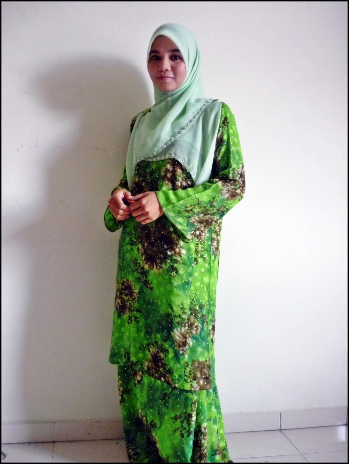 Fesyen Baju Kurung Moden Zaman Sekarang