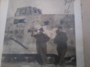 Post war A7V
