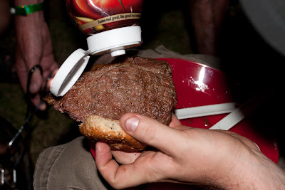 Andre, this is how steak should look