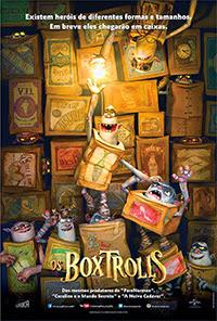 Os Boxtrolls Poster