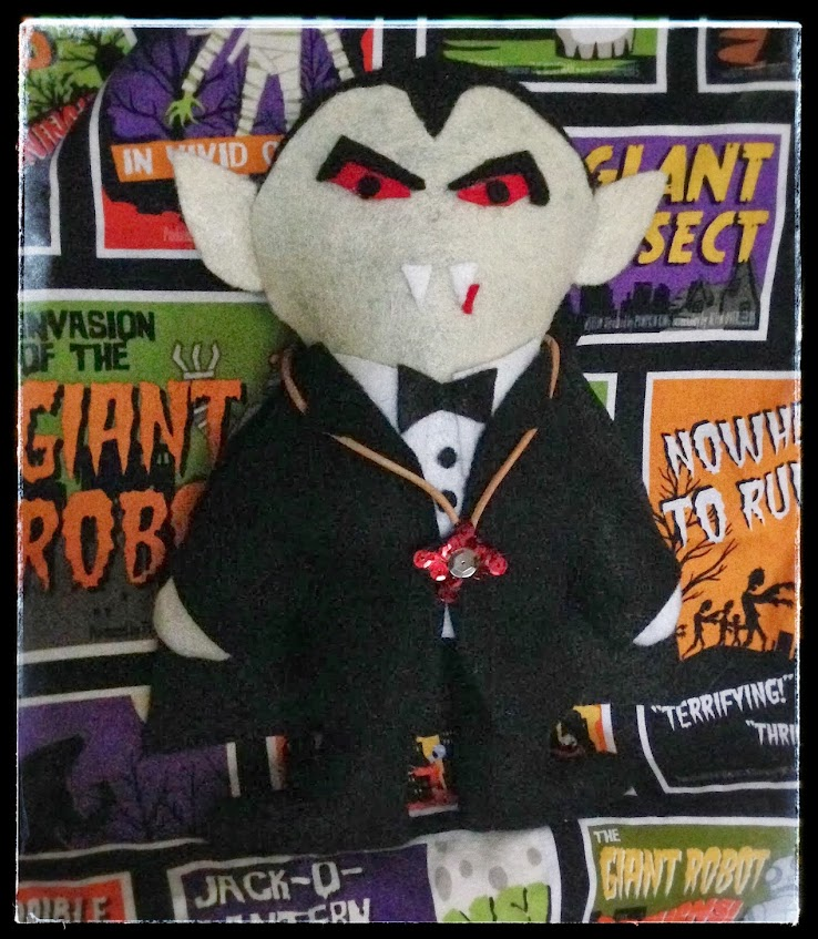 Dracula doll