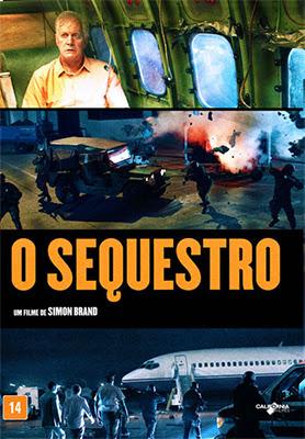Filme Poster O Sequestro DVDRip XviD Dual Audio & RMVB Dublado