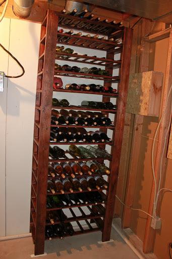 DIY Build Your Own Wine Rack
