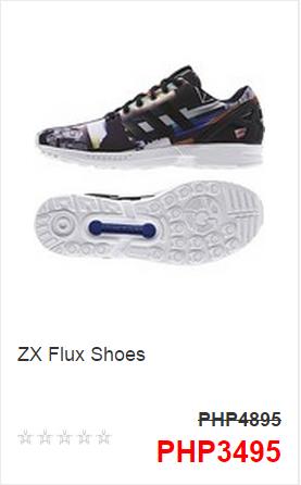 adidas zx flux price