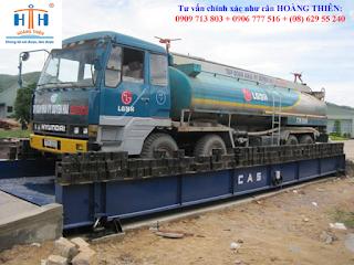 cân xe tải tải 10 m loại cân ô tô 10 met