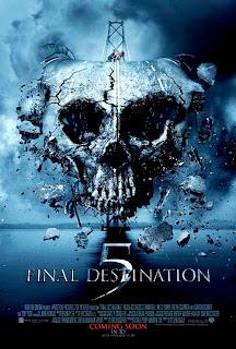 Final Destination 5 3D Poster