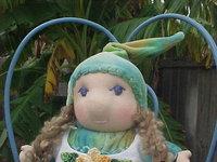 Petal the Gnome