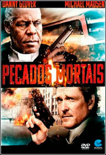 Pecados Mortais DVD R Capa