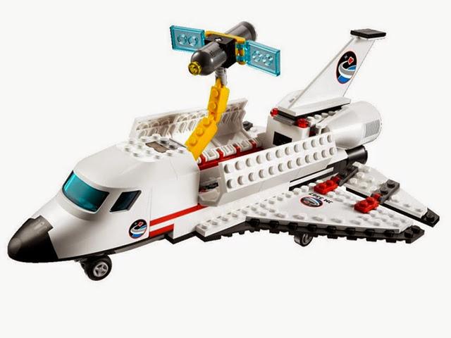 3367 レゴ シティ スペースシャトル