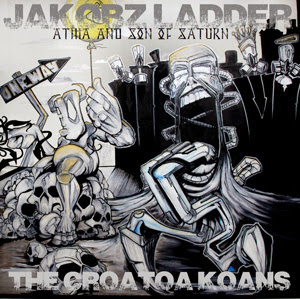 ATMA & Son of Saturn - Jakobz Ladder Vol.1 (The Croatoa Koans)