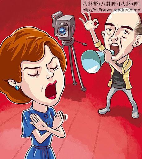 罪狀一:阻收工 <br><br>事事要求完美的雯女,經常要求導演重拍,劇組因此遲收工,令對手和一班幕後十分不滿。