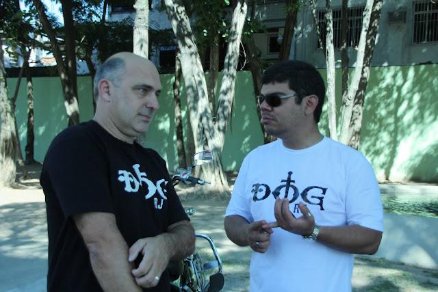Escudamento do DOG Macedo no Águias de Ouro em Niterói. IMG_8487