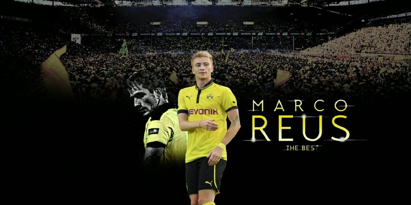 Marco Reus Of Borussia Dortmund Wallpaper T