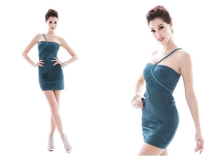 Đầm dạ hội sang trọng - Lef94 - 01