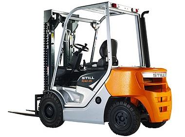 Xe nâng diesel 1.5 - 3.5 tấn Still
