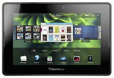 RIM BlackBerry PlayBook images