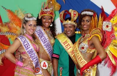 Corte do Carnaval de Jacareí 2013
