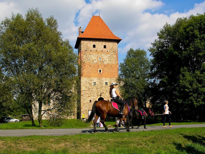 okolice Gliwic na rowerze..