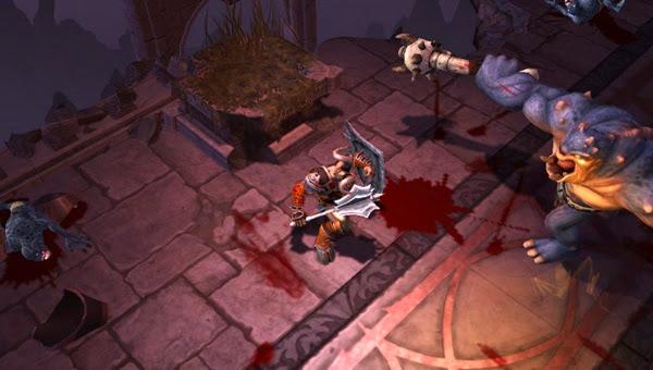 Sony hủy dự án Warrior's Lair trên PS Vita và PS3 1